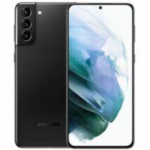 Samsung Galaxy S21+ G996 5G 8/128 GB Dual Sim fekete