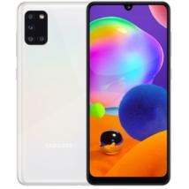 Samsung Galaxy A31 Dual Sim fehér