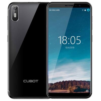 Cubot J5 16GBDual Sim fekete