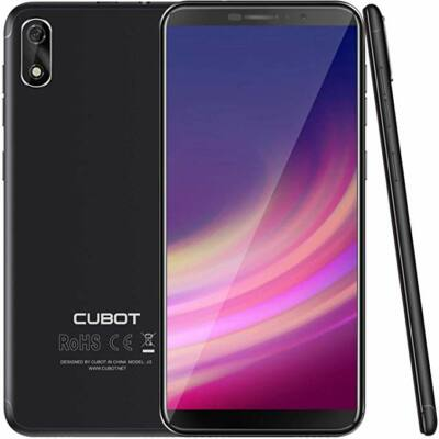 Cubot J3 16GBDual Sim fekete