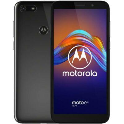 Motorola Moto E6 Play 2/32 GB Dual Sim fekete