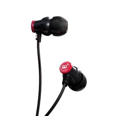 Brainwavz Delta In-Ear fülhallgató headset Fekete