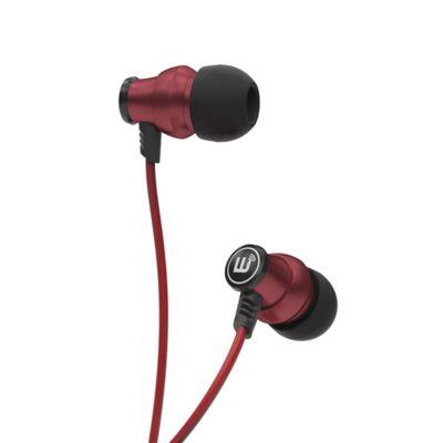 Brainwavz Delta In-Ear fülhallgató headset Piros
