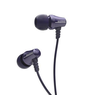 Brainwavz Jive In-Ear fülhallgató headset Kék