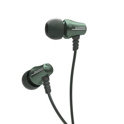 Brainwavz Jive In-Ear fülhallgató headset Zöld