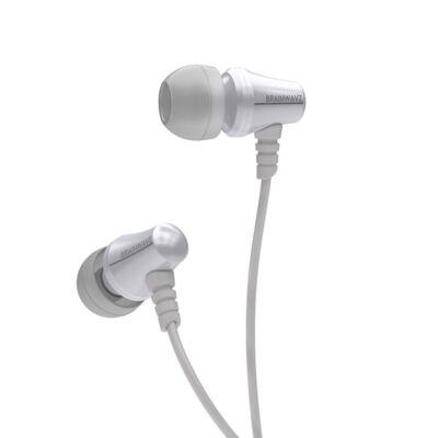 Brainwavz Jive In-Ear fülhallgató headset Fehér