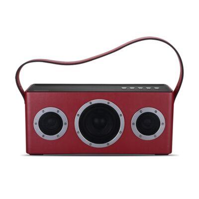 GGMM M4 hordozható digitális hangsugárzó Piros