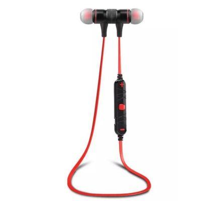 AWEI A920BL In-Ear Bluetooth fülhallgató headset Piros