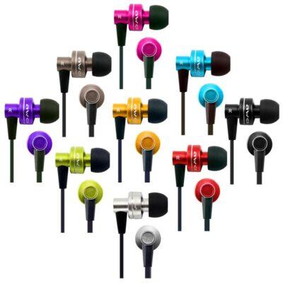 AWEI ES900i In-Ear fülhallgató headset Ezüst