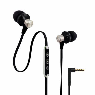 AWEI ES950vi In-Ear fülhallgató headset hangerőszabályzóval Fekete