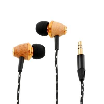 AWEI ES-Q5 Fa In-Ear fülhallgató Bézs