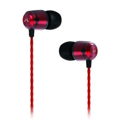 SoundMAGIC E50 In-Ear fülhallgató Piros