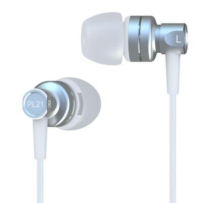 SoundMAGIC PL21 In-Ear fülhallgató Fehér