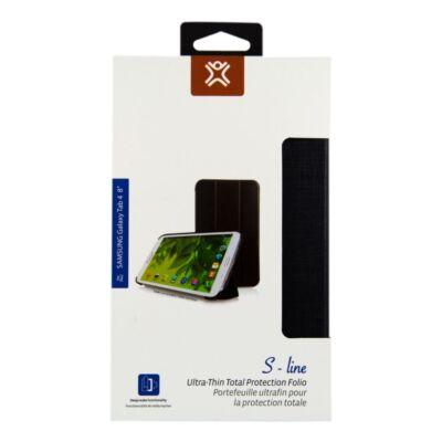 "XtremeMac MicroFolio ultravékony tok Samsung Tab 4 8"" Fekete"
