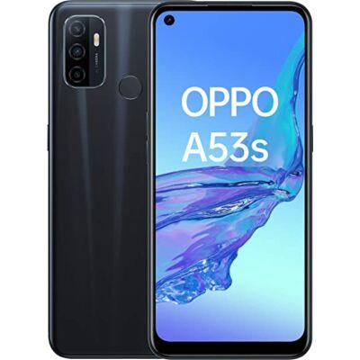 Oppo A53S 4/128 GB Dual Sim fekete