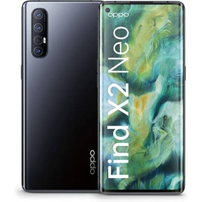 Oppo Find X2 Neo 5G 12/256 GB Dual Sim fekete