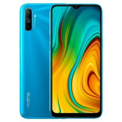 Realme C3 3/64 GB Dual Sim kék