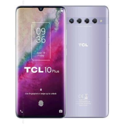 TCL 10 Plus 64 GB ezüst