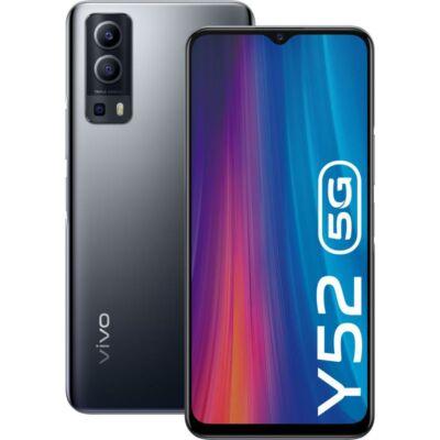 Vivo Y52 5G 4/128 GB Dual Sim fekete