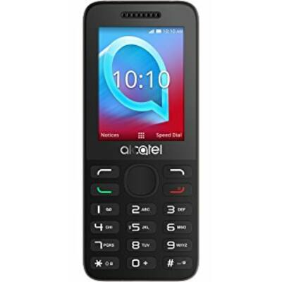 Alcatel 20.38 Dual Sim szürke
