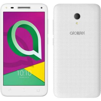 Alcatel U5 3G 4047D Dual Sim fehér