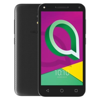 Alcatel U5 3G 4047D Dual Sim szürke