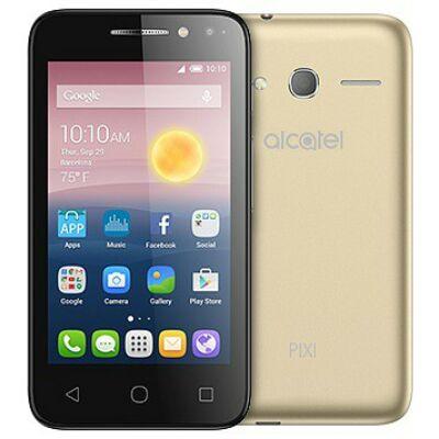 "Alcatel Pixi 4 6"" (2017) OT-8050D arany"