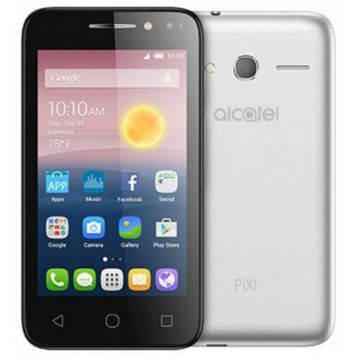 """Alcatel Pixi 4 6"""" (2017) OT-8050D Dual Sim ezüst"""