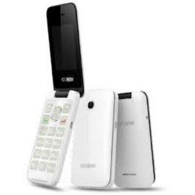 Alcatel 20.51D Dual Sim fehér