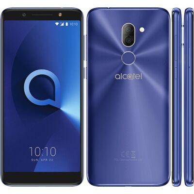 Alcatel 3X 5058 Dual Sim kék