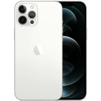 Apple iPhone 12 Pro Max 256GB ezüst