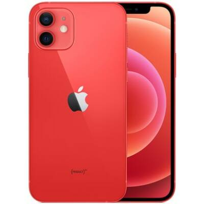 Apple iPhone 12 256GB piros