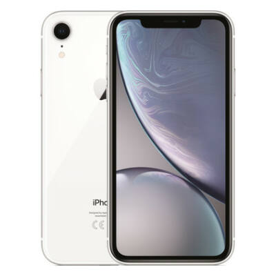 Apple iPhone XR 128GB fehér