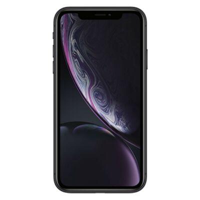 Apple iPhone XR 256GB fekete