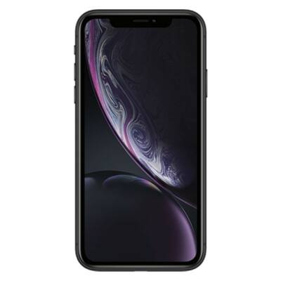 Apple iPhone XR 64GB fekete