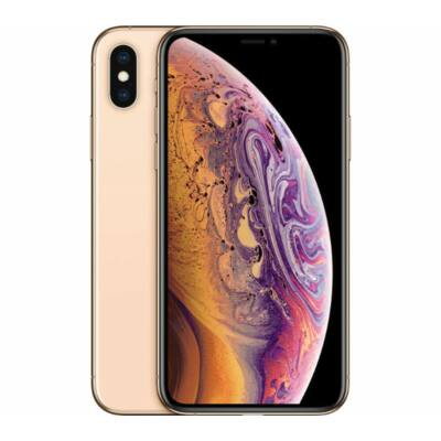 Apple iPhone XS 64 GB arany