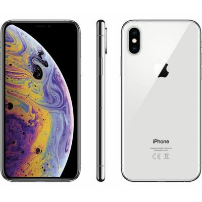 Apple iPhone XS 256 GB ezüst