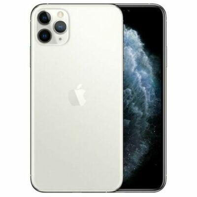 Apple iPhone 11 Pro Max 256GB ezüst