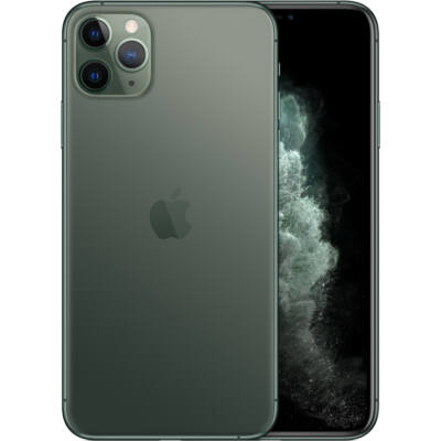 Apple iPhone 11 Pro Max 512GB zöld