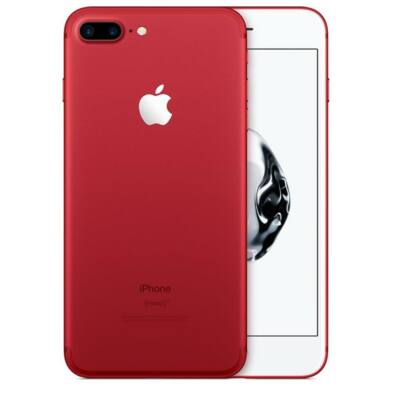 iPhone 7 Plus 128GB piros