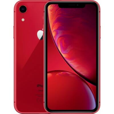 Apple iPhone XR 256GB piros