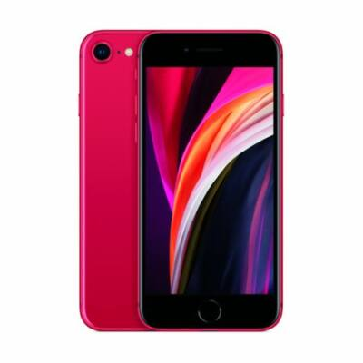 Apple iPhone SE 2020 64 GB piros