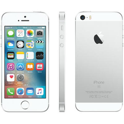 iPhone SE 128Gb ezüst