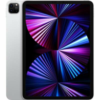 "APPLE iPad Pro 11"" (2021) 128 GB wifi ezüst"