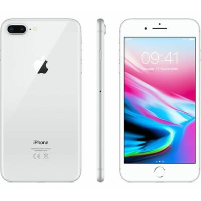 Apple iPhone 8 Plus 128 GB ezüst