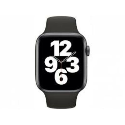 Apple Watch SE GPS 40mm + fekete sportszíj szürke