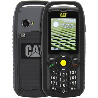 Cat B25 Dual Sim fekete-szürke