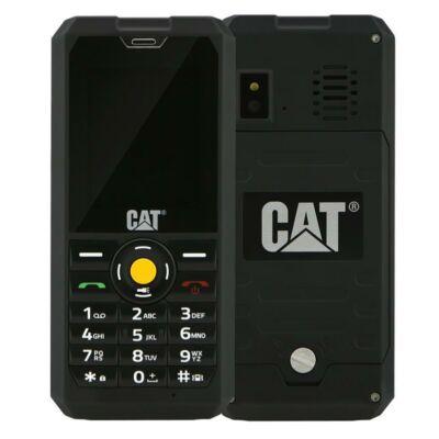 Cat B30 fekete