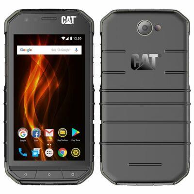 Cat S31 Dual Sim fekete