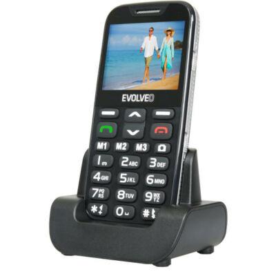 Evolveo EasyPhone XD (EP-600) fekete
